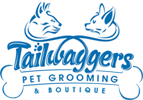 Tail Waggers Pet Grooming: Quality Pet Grooming for Hollywood, FL Logo